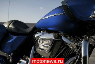 У Harley-Davidson слегка упали продажи