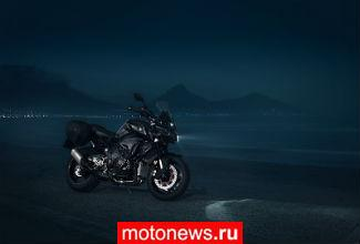 Мотоцикл для путешествий - Yamaha MT-10 Tourer Edition 2017
