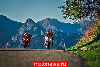 Ducati подтвердила мотоцикл с двигателем V4