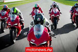 Мотоциклы Ducati продаются седьмой год подряд продаются лучше и лучше
