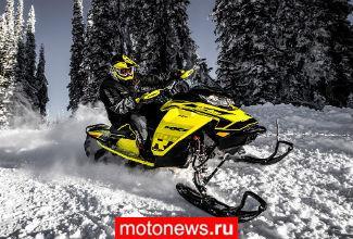 Новинки BRP в линейке снегоходов Ski-Doo 2018