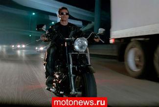 Мотоцикл Harley-Davidson из