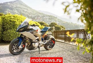 Мотоциклы будущего - новый концепт 9cento от BMW Motorrad