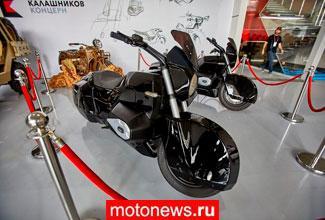 Мотоцикл Иж украсит собой линейку проекта