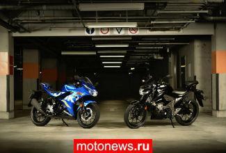 Мотоциклы Suzuki отзываются производителем