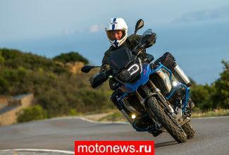 Мотоцикл BMW F850GS получил новый набор аксессуаров от Wunderlich