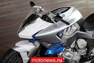 Шестицилиндровое будущее от BMW Motorrad