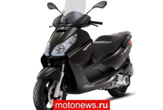 Новый Piaggio X7 Evo