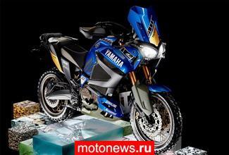 Intermot-2010: Концепт World Crosser от Yamaha