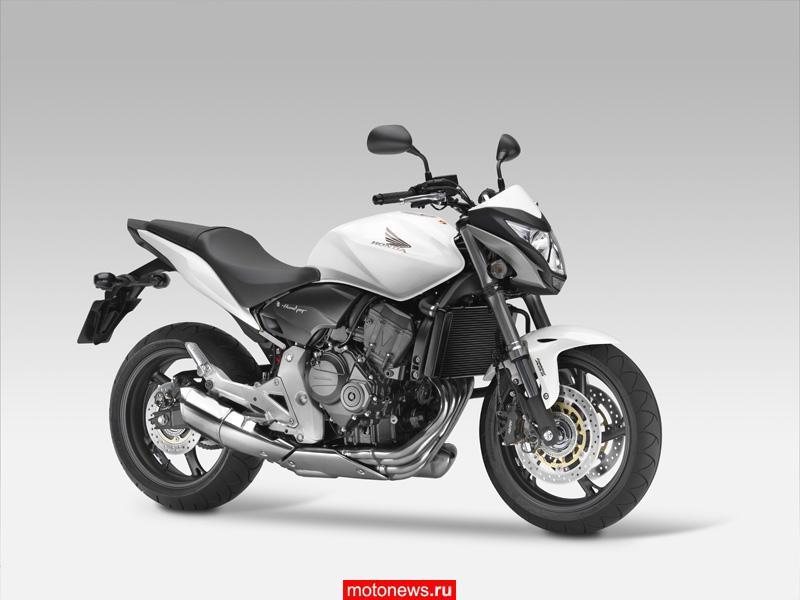новый Honda Hornet 2011 года