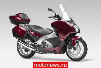 Honda - новый движок и концепт Integra
