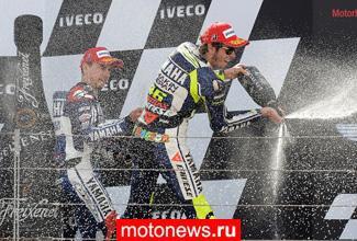 MotoGP: Что думают пилоты о минувшем этапе
