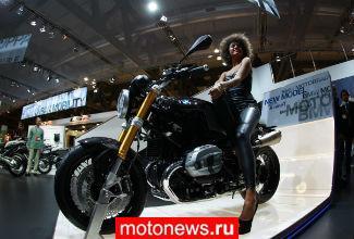 BMW на мотосалоне EICMA-2013 в Милане