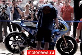 Suzuki представила третью серию фильма о своём возвращении в MotoGP
