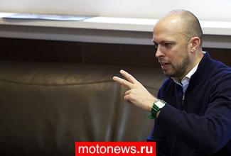 Люка Пьеротти: «Ducati способна играть важную роль на российском рынке»