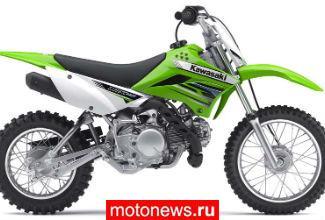 Kawasaki отзывает около 10 000 мотоциклов