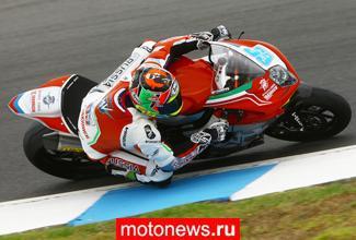 Владимир Леонов планирует улучшиться перед гонкой на ворм-апе