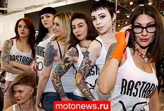 Девушки «МотоПарка-2014»