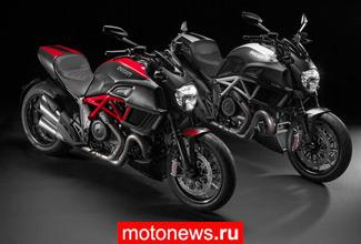 Новый Ducati Diavel представлен в Женеве