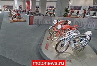 Коллекцию мотоциклов Honda можно увидеть виртуально с помощью Google