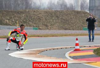 MotoGP: Трек Заксенринг переконфигурирует поворот