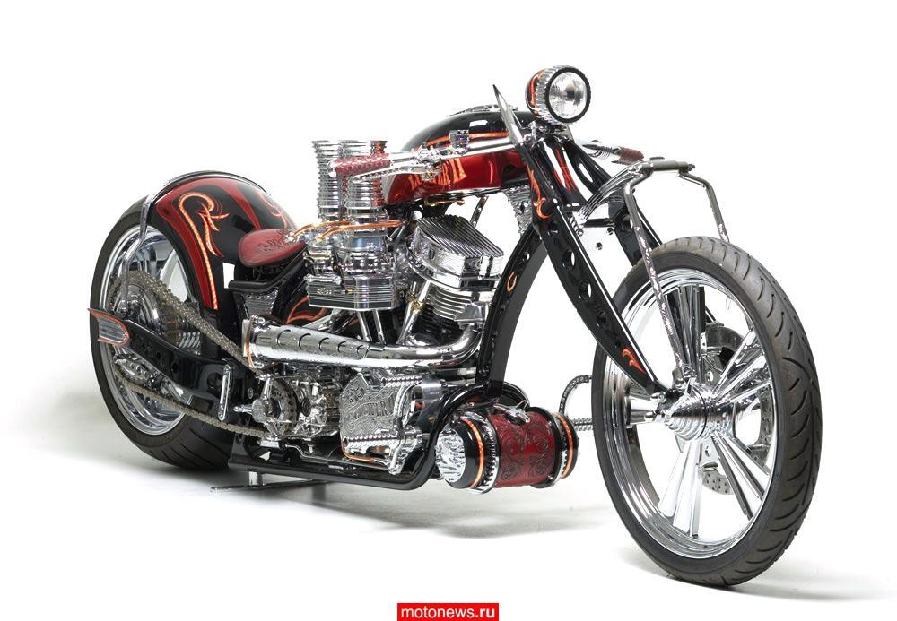 Самые дорогие мотоциклы фото