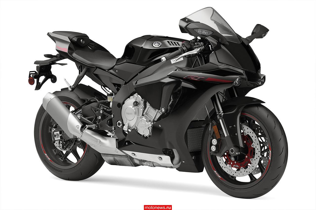 Новинки EICMA-2014: мотоциклы Yamaha YZF-R1 и YZF-R1M 2015 ...