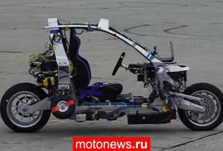 Непадающий мотоцикл Lit C1 не выпустят в 2014 году