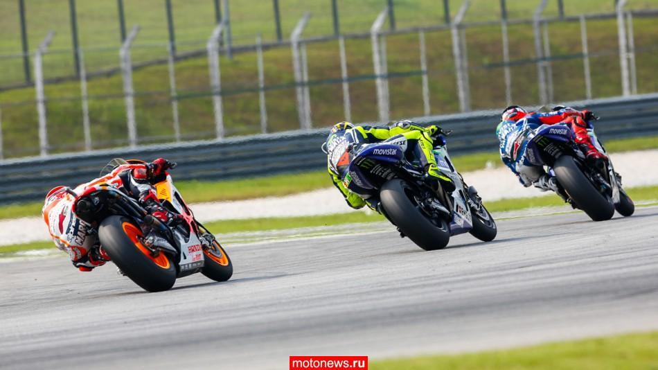 Еще немного любопытной статистики по итогам MotoGP-2014
