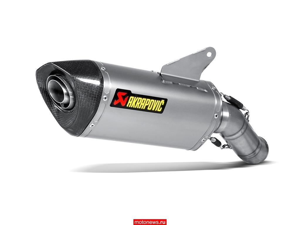 Ducati и Akrapovic расширяют сотрудничество