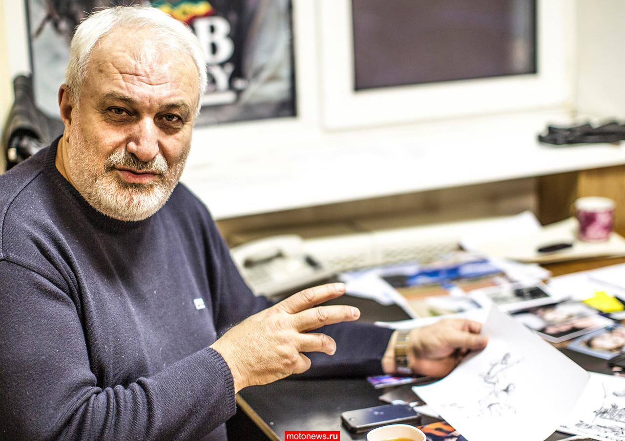 Григор Гярдушян о магических компонентах фильма «Rock & Road»
