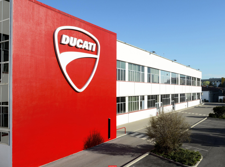 Еще один рекордный год для Ducati