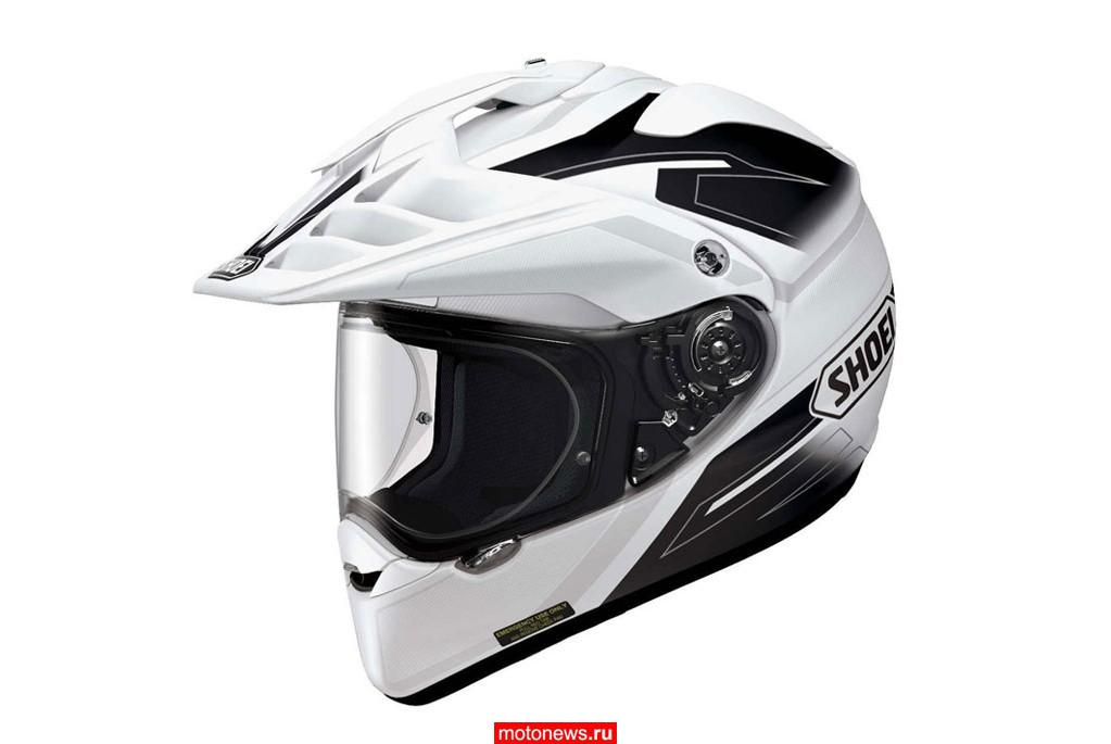 Hornet X2 – новый шлем от Shoei