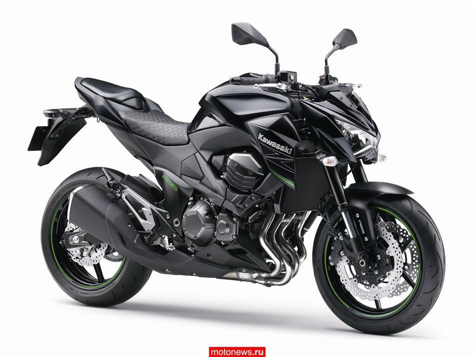 Kawasaki снижает цены на мотоцикл Z800