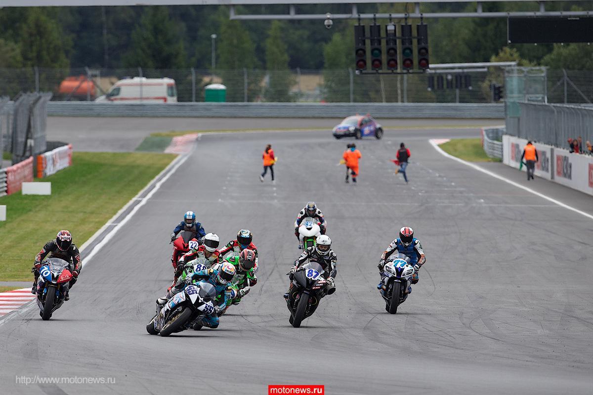 RSBK-2015: Чемпионат России по мотогонкам начнется и завершится на Moscow Raceway