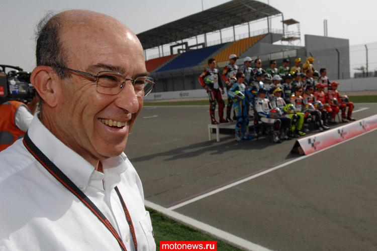 Эспелета: MotoGP готово к Индии
