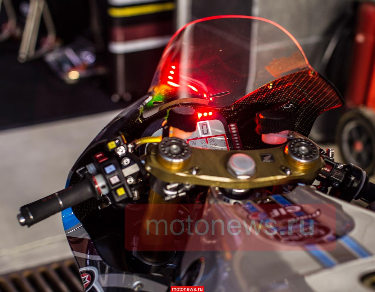 Мото-порно с последних предсезонных тестов MotoGP