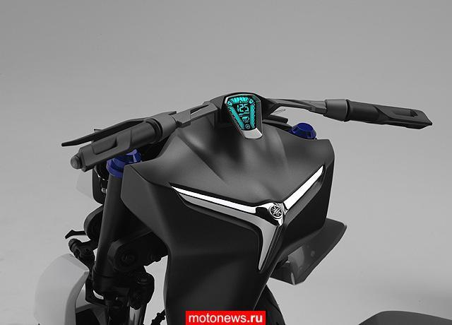 """Трайки-концепты Yamaha в стиле """"Изысканного Динамизма"""""""