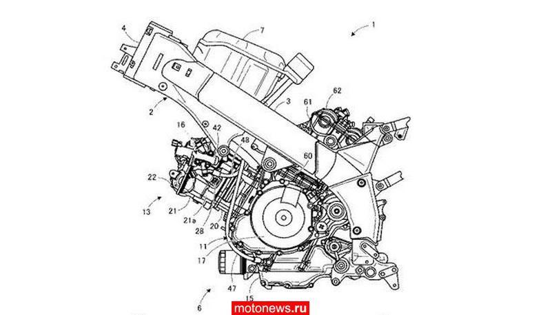 Suzuki снабдит V-Strom новым мотором