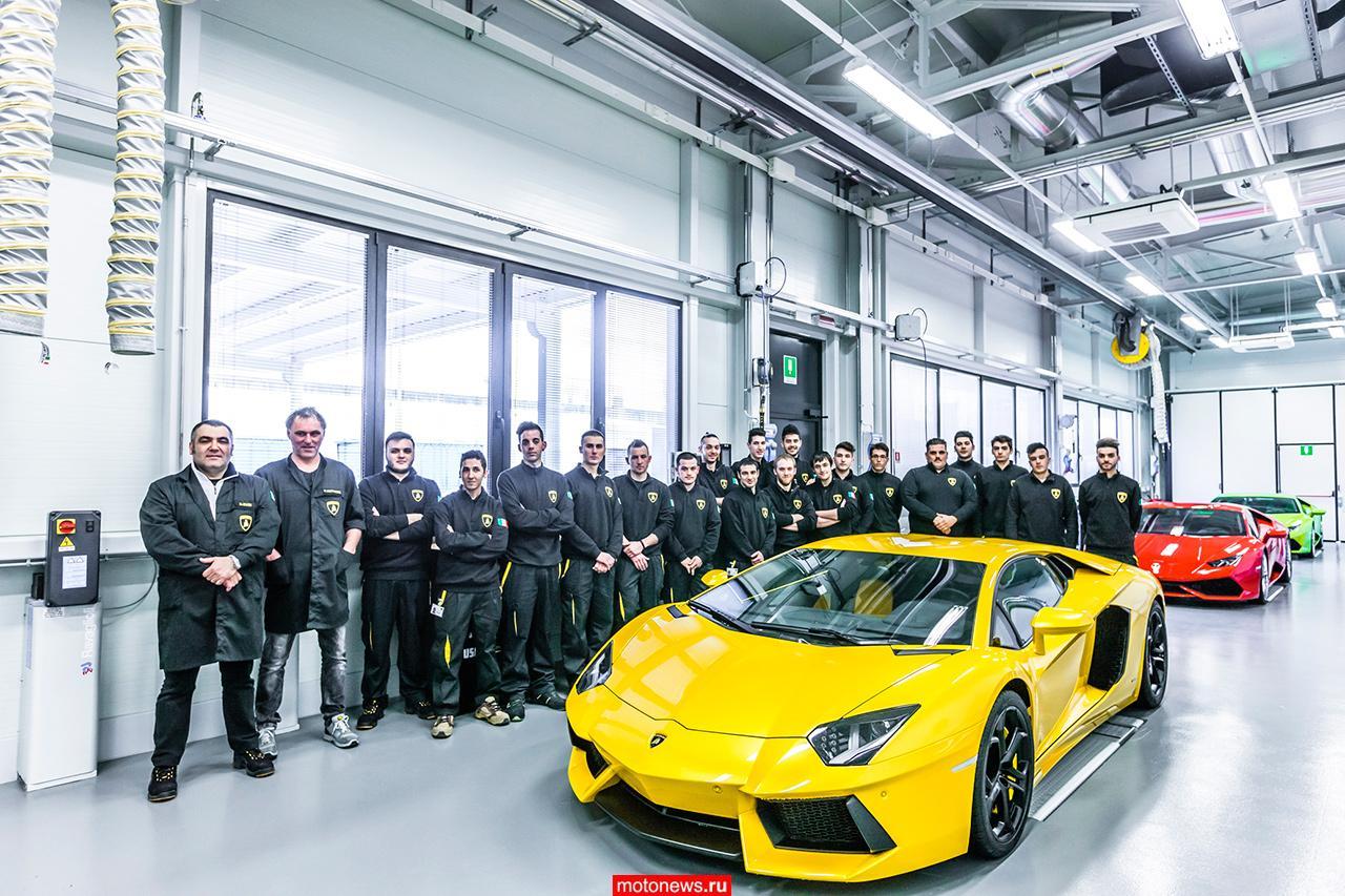 Ducati и Lamborghini сделали совместный соцпроект