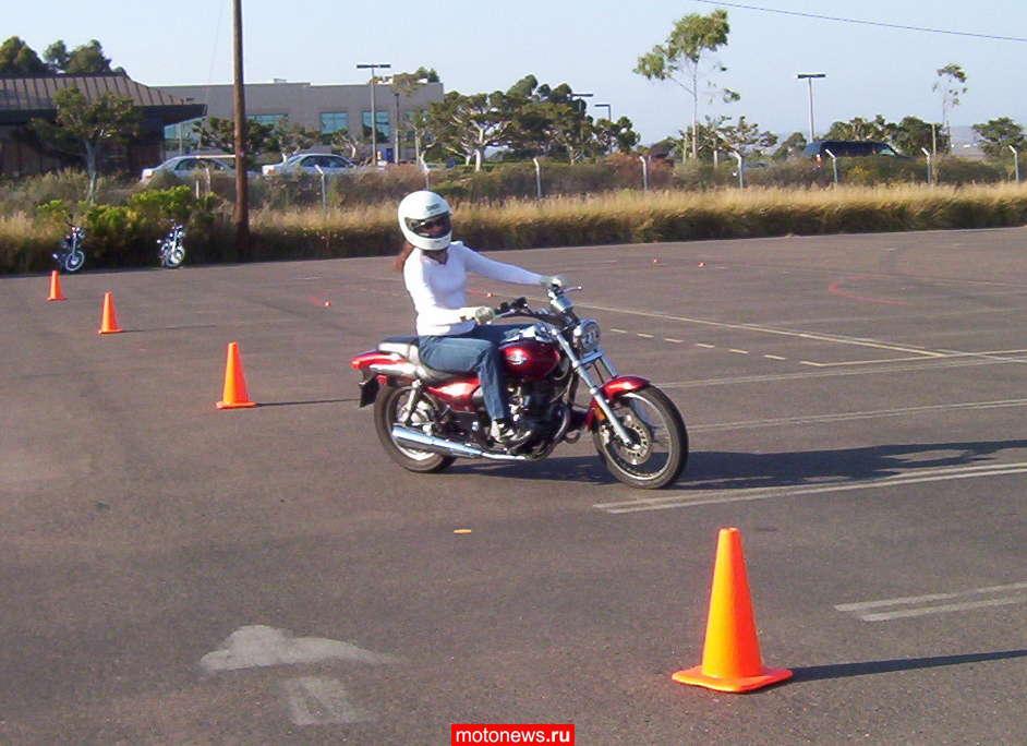 Мотоциклы для начинающих снабдят ябедничающими чипами