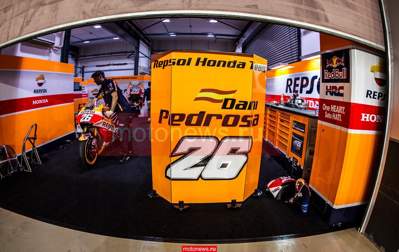 MotoGP-2015: Педросу заменят, но пока не на Стоунера