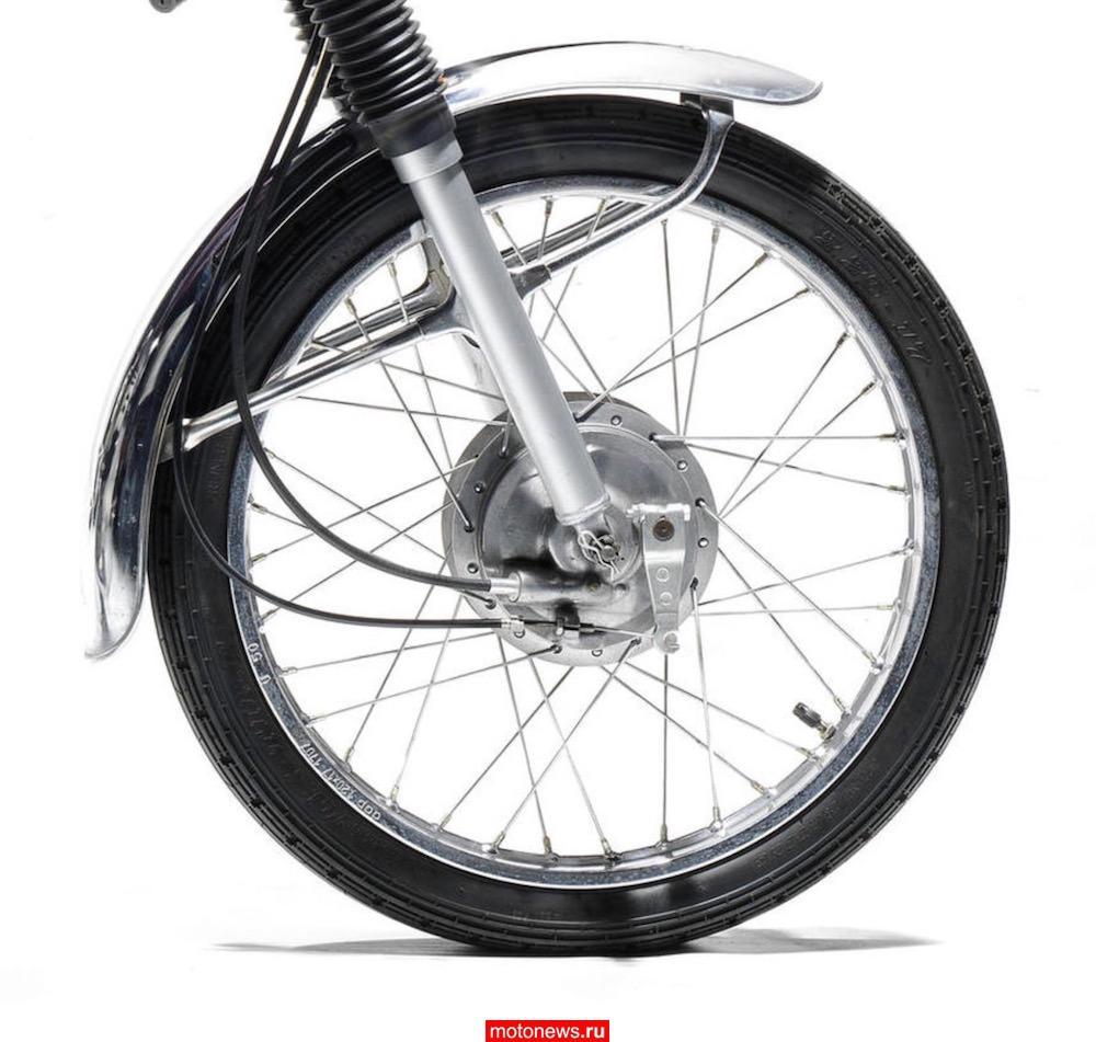 Экс-ведущий Top Gear продает мотоцикл Yamaha