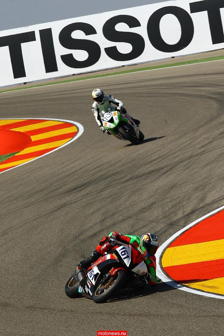 WSBK: Пилот DMC Yamaha Алексей Иванов выступит на гонке в Арагоне
