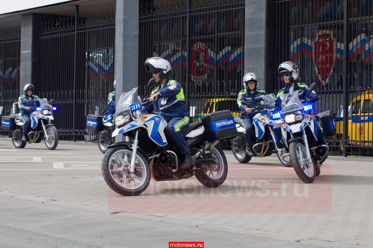 ГИБДД проведет профилактический рейд «Мотоциклист»