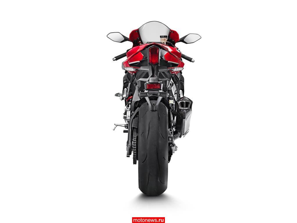 Революционные системы выпуска Akrapoviс для мотоциклов Yamaha R1