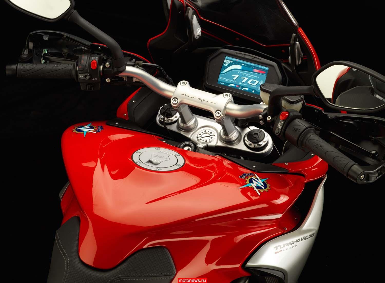 MV Agusta может построить новый мотоцикл на новой платформе