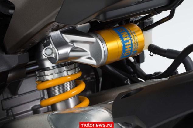 Yamaha отзывает мотоциклы YZF-R1M с амортизаторами Ohlins
