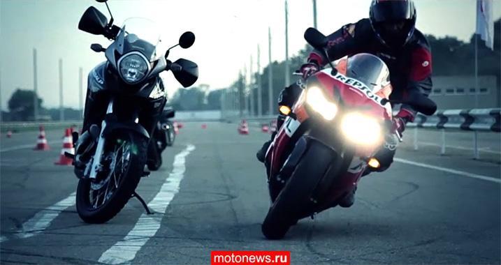 Продажи мотоциклов в России сначала выросли, а потом упали