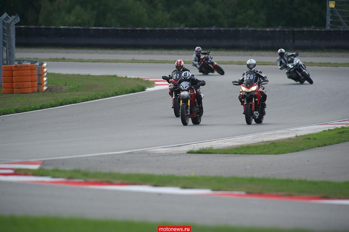 На Moscow Raceway состоится первый этап Ducati Cup 2015